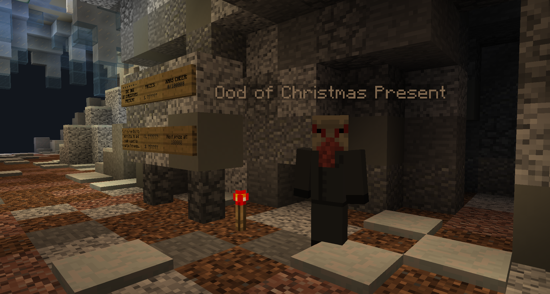 The Ood of Christmas Present