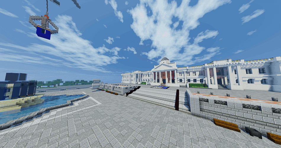 DWO Minecraft server Creative world