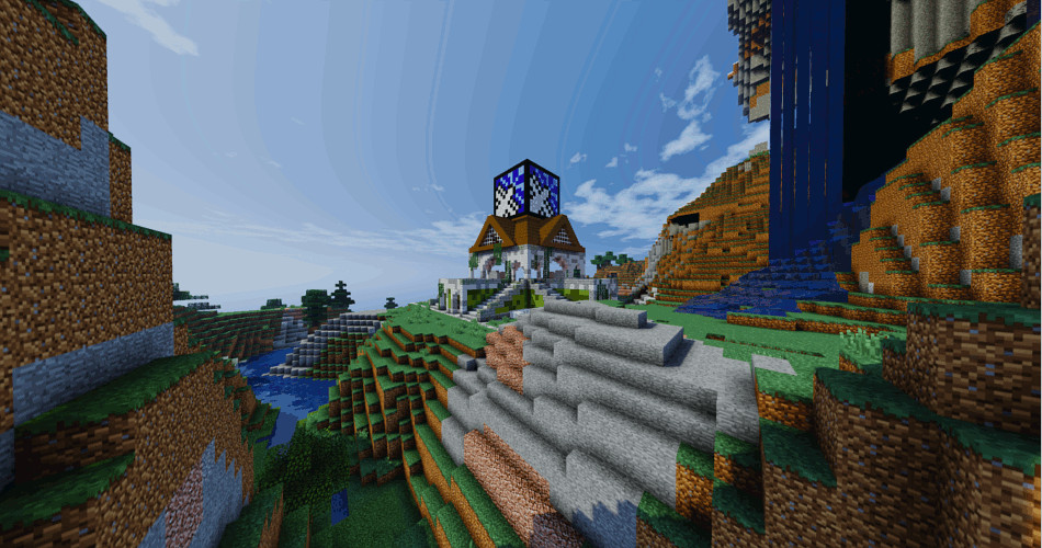 DWO Minecraft server Survival world